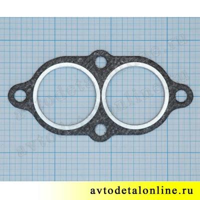 Прокладка между приемной трубой глушителя и коллектором, 406 двигатель 409, УАЗ Патриот, Хантер, 31602-1203020