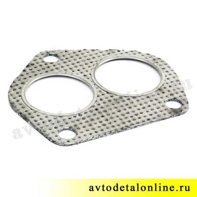 Прокладка приемной трубы глушителя, УАЗ 3160 Патриот, 3160-1203020, двигатель УМЗ-421, Евро 3, фото