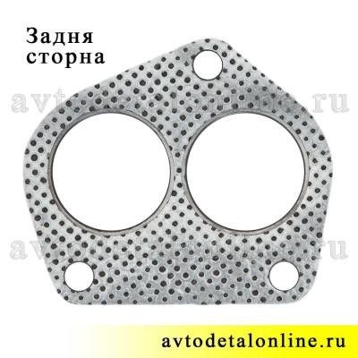 Прокладка между приемной трубой глушителя и коллектором, УАЗ 3160 Патриот, 3160-1203020, двигатель 421, фото