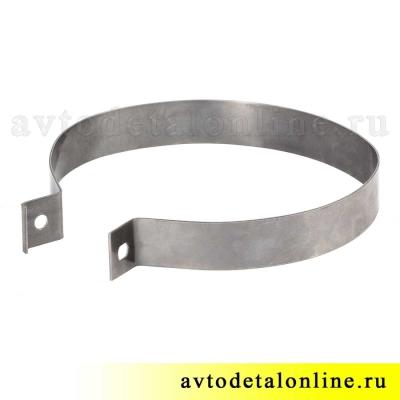 Хомут глушителя УАЗ-469, Хантер, 31519, лента на глушитель Люкс, бочка, 3151-1203043, фото