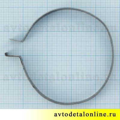 Хомут глушителя УАЗ-469, Хантер, 31519, лента, установка на глушитель Люкс, бочка, 3151-1203043, фото