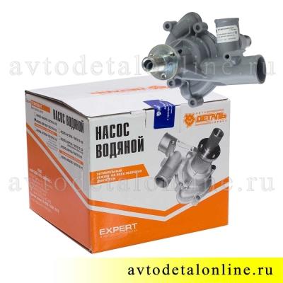Упаковка водяной помпы УАЗ, ГАЗ на двигатель ЗМЗ-406, АДС на замену насоса 4061.1307010-10, фото