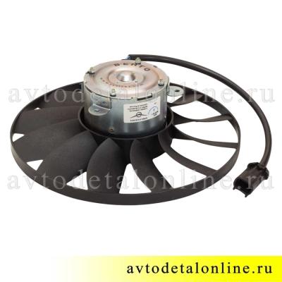 Второй электрический вентилятор двигателя УАЗ Патриот ставится на радиатор как дополнительный 3160-1308024