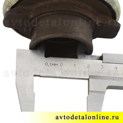 Выжимной подшипник сцепления, 520110, УАЗ Патриот, Хантер, номер 3160-1601180, размер, УМЗ двигатель ЗМЗ