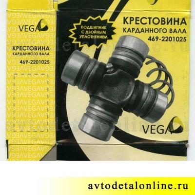 Крестовина карданного вала УАЗ Буханка, 3163, Хантер, 469, Патриот, замена 469-2201025, цена, купить, упаковка