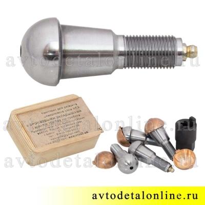 Ремкомплект шкворней Ваксойл УАЗ Патриот, Хантер 3160-2304019  с бронзовыми вкладышами и ключом, фото