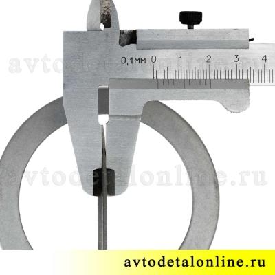 Шайба упорная сальника передней и задней ступицы, фото, 469-3103032, УАЗ 3741 Буханка 2206