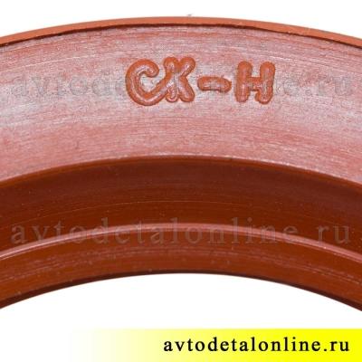 Сальник размер 60х85х10 подшипника ступицы заднего и переднего моста, УАЗ, 3741-3103038 номер 3163-3103038