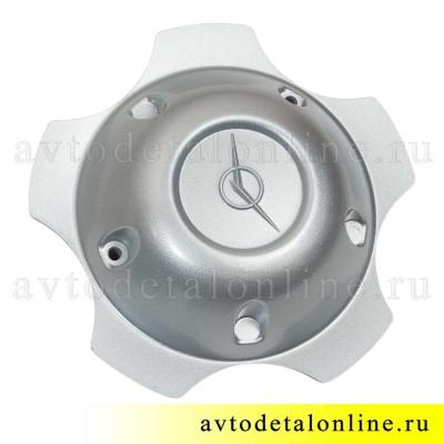 Колпак колеса УАЗ Патриот 3163-3102010-10, штатный на литой диск, глухой