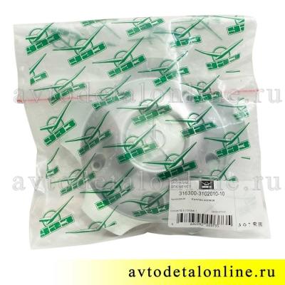 Декоративный колпак диска УАЗ Патриот 3163-3102010-10, штатный, глухой, закрывает ступицу