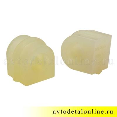 Подушка стабилизатора УАЗ Патриот 3162-2906041 полиуретан, d=27мм, фото