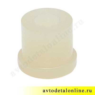 Полиуретановая втулка ушка рессоры УАЗ Патриот, Хантер, 3160-2912028 на замену резиновой