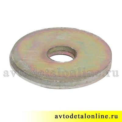 Шайба пальца рессоры под наружную втулку УАЗ, 356251-П4, размер 54х14,5х5