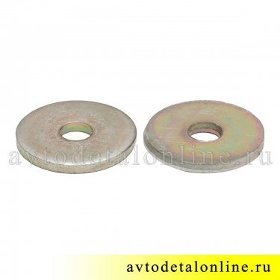 Шайба пальца рессоры под наружную втулку УАЗ, 356251-04, размер 54х14,5х5