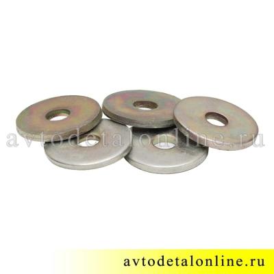 Шайба оси рессоры под наружную втулку d=14,5 УАЗ, 356251-П4, размер 54х14,5х5