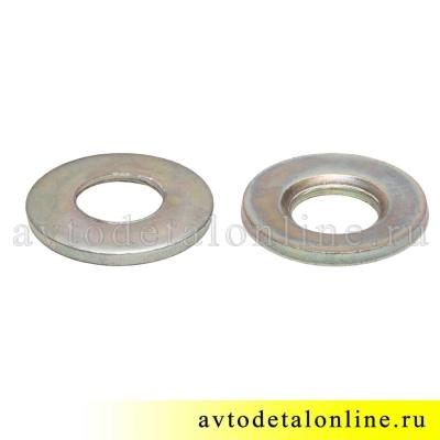 Шайба пальца рессоры под внутреннюю втулку УАЗ, 356252-04, размер 54х25х5