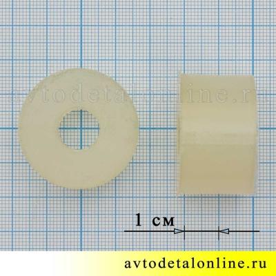 Размер втулки амортизатора УАЗ Патриот, полиуретановая верхняя подушка на штырь 3741-2905440