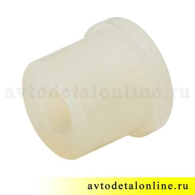 Полиуретановая втулка рессоры УАЗ Патриот, Хантер, 469-2902028 на замену резиновой