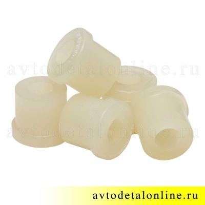 Полиуретановая втулка ушка рессоры УАЗ Патриот, Хантер, 469-2902028 на замену резиновой