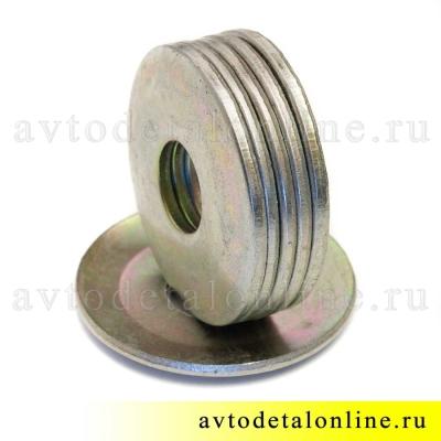 Шайба 12,5 пальца амортизатора УАЗ Патриот, Хантер 451-2905544-01 размер 38х12,5х2 мм, внешняя