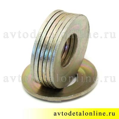Шайба 17,5 пальца амортизатора УАЗ Патриот, Хантер 451-2905545-01 размер 38х17,5х2 мм, внутренняя