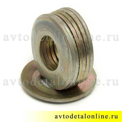 Шайба  38х17,5х2 мм пальца амортизатора УАЗ Патриот, Хантер 451-2905545-01 внутренняя, фото
