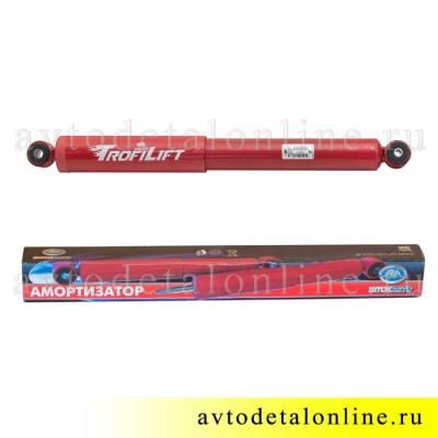 Амортизатор Шток-Авто УАЗ Патриот лифт +30 задний, газомасляный, SA205-2915004-10730 на замену 3159-2915404