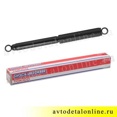 Амортизатор УАЗ Патриот лифт + 30, масляный задний, Tokico 3375, купить по фото