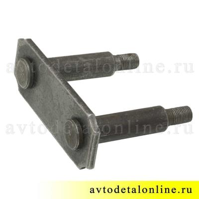 Щека серьги на УАЗ Патриот 3163-2912458 внутренняя с пальцами