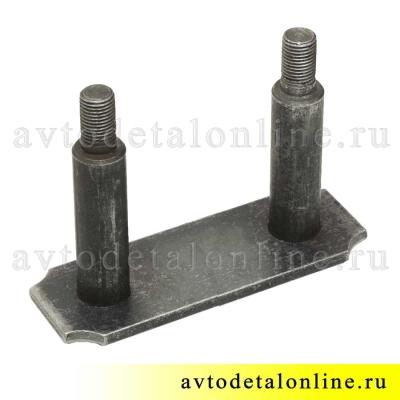 Серьга рессоры УАЗ Патриот 3163-2912458 щека внутренняя с пальцами