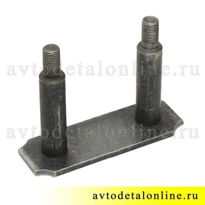 Серьга рессоры УАЗ Патриот 3160-2912458 щека внутренняя с пальцами