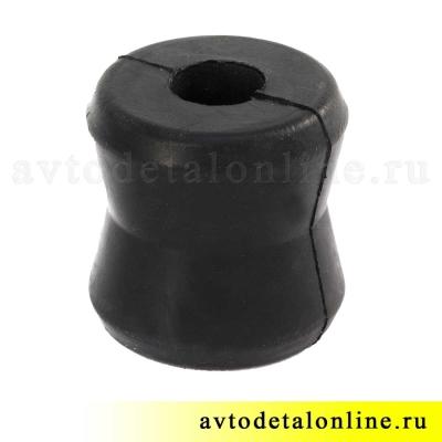 Нижняя втулка заднего и переднего амортизатора,  УАЗ Патриот, Хантер, резиновая, 3160-2905432-01