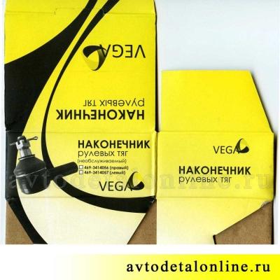 Наконечник рулевой тяги на УАЗ Патриот, 469, Буханка, Хантер,на замену 469-3414057, левый, цена, купить