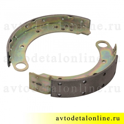 УАЗ Патриот 2015 тормозные колодки нового образца комплект 3163-3502088 и 3163-3502089 на замену