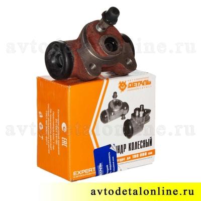 Размер цилиндр рабочий тормозной задний, диаметр 25мм, АДС, 3151-3502040, УАЗ-469, Хантер, Буханка, 31519