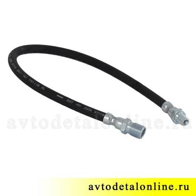 Шланг тормозной УАЗ передний, запчасть для УАЗ 3151, на замену 469-3506060, фото, цена, купить