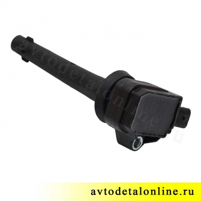 Катушка зажигания УАЗ Патриот, Хантер, купить на инжекторный двигатель ЗМЗ-409, Евро-3, Bosch 0 221 504 027