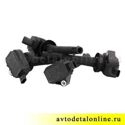 Катушка зажигания УАЗ Патриот, Хантер, ГАЗ-3302 цена, купить на двигатель ЗМЗ-409, Евро-3, Bosch 0 221 504 027