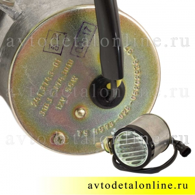 Противотуманки Патриот 2005-2014, каталожный номер 241.3743-01 противотуманных фар УАЗ 3163-3743010