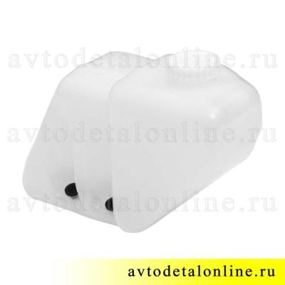 Бачок омывателя под 2 мотора для УАЗ Патриот 3160-5208045 и ВАЗ 1132.5208010-02 с крышкой и фильтром
