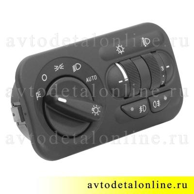 Модуль управления светом УАЗ Патриот 3163-3709600-01, электронный блок 142.3769-01 пр-во Авар, г. Псков