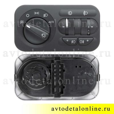 Модуль светотехники УАЗ Патриот 3163-3709600-01, электронный блок управления 142.3769-01 пр-во Авар, г. Псков