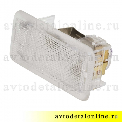 Плафон освещения салона УАЗ Патриот 3163-3714050 для подсветки открывания двери производство Освар, 3802.3714