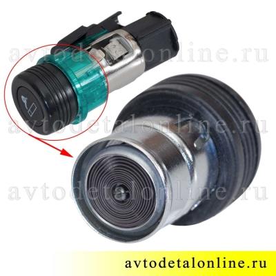 Прикуриватель УАЗ Патриот 3163-3725010 с подсветкой, каталожный номер 2123-3725010, крупное фото спирали