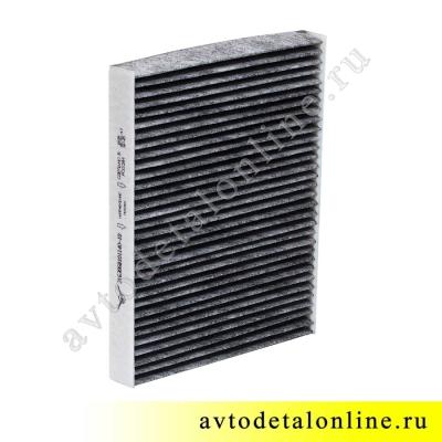 Воздушный угольный салонный фильтр УАЗ Патриот до 2012 года, 3163-06-8101140-10 замена 3163-8101140-10, фото