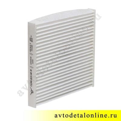 Воздушный салонный фильтр УАЗ Патриот после 2012 года, 3163-06-8101140-30 замена 3163-8101140-30, фото