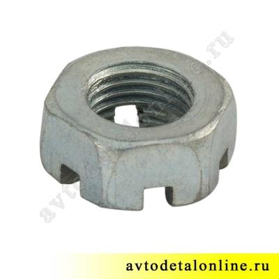 Гайка рулевого наконечника, М14х1,5 размер, 250978-П29, купить, УАЗ-469, Патриот, Хантер, Буханка