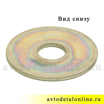 Шайба 12,5 болта подушки двигателя УАЗ, размер 42х12,5х2 мм, 293350-П29 фото