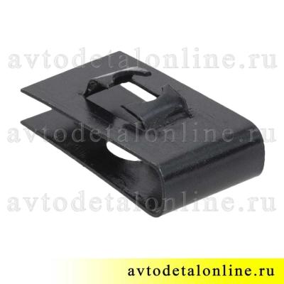 Фланцевая гайка скоба под саморез для крепления бампера ВАЗ 2101-8109143