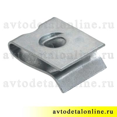 Пружинная гайка фланцевая 2101-8109137 скоба широкого применения ВАЗ, Lada и др.